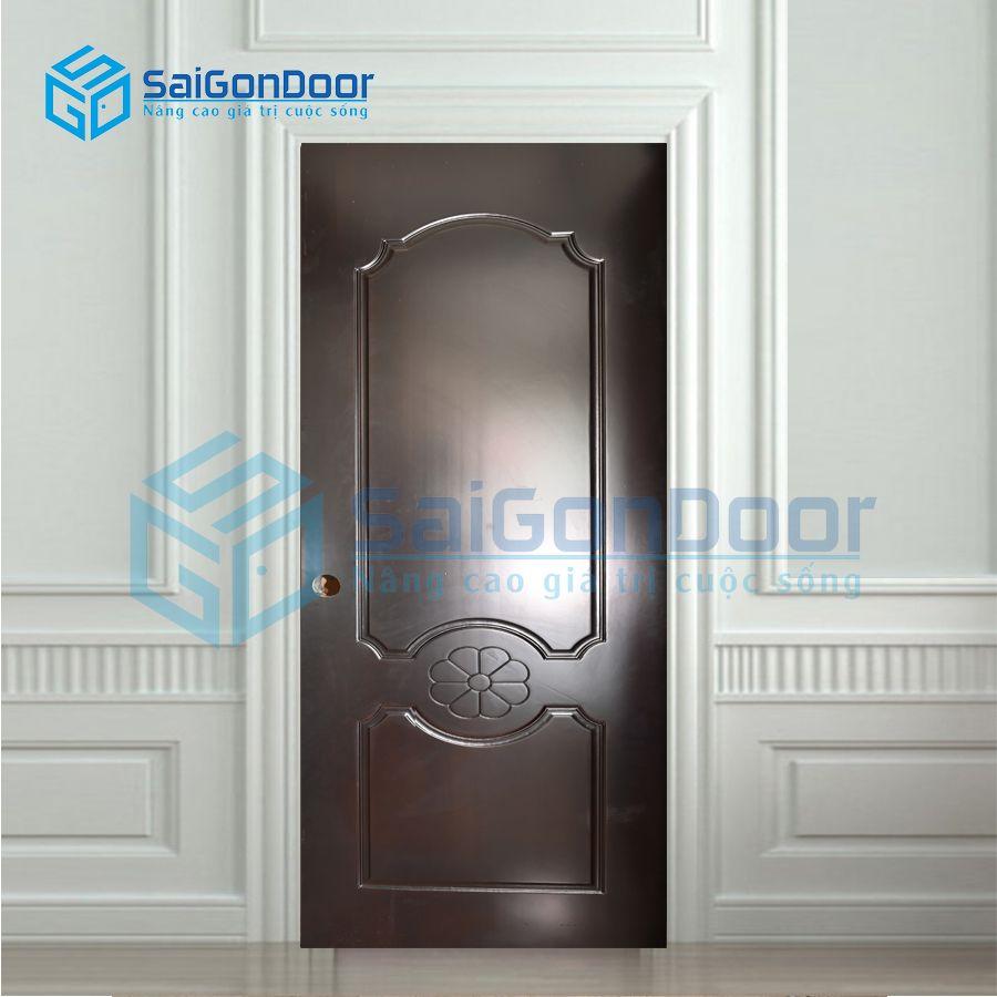Cửa nhựa chất lượng dùng cho lối thông phòng căn hộ SYA.130-A03