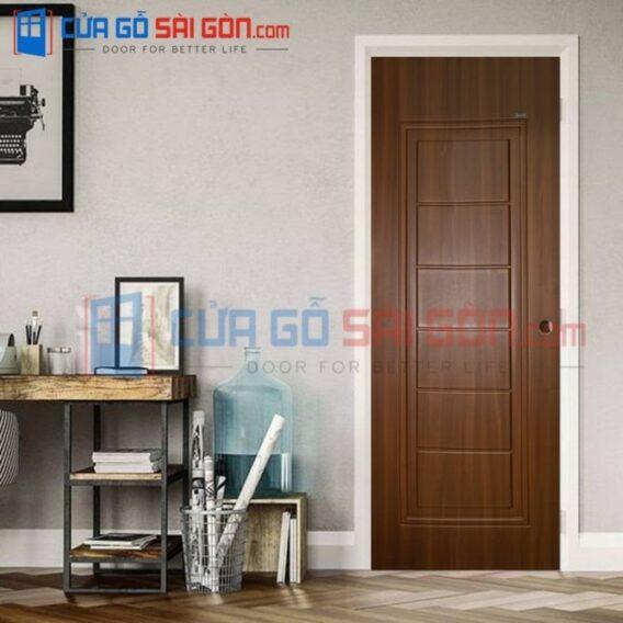 TOP 10 cửa nhựa giả gỗ abs Hàn Quốc đẹp dùng cho phòng ngủ