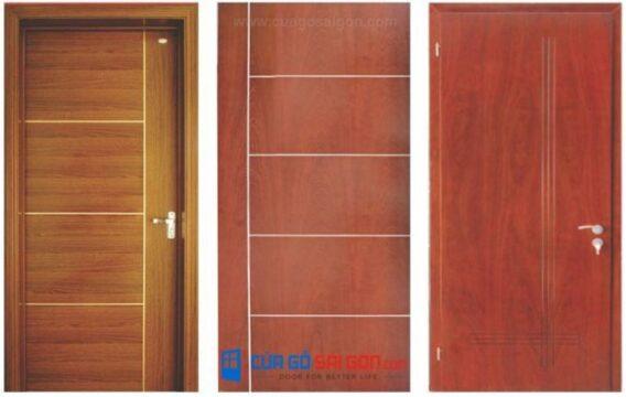 Báo giá cửa nhựa gỗ composite mới nhất 2021 tại TP.HCM