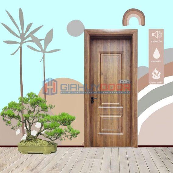 Cửa nhựa gỗ composite là gì?